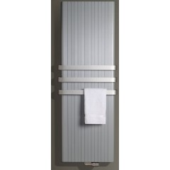 Thermic Alu-zen decorradiator H1800xL525mm 1874W S600 wit struct. aan