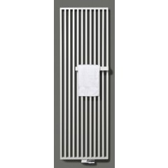 Thermic Arche Plus VVR decorradiator H1800xL470mm 1050W RAL9016 wit aa