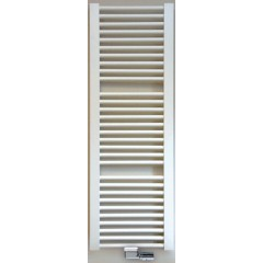 Thermic Ponti HX decorradiator H1802xL600mm 1117W M300 zwart jan. aans