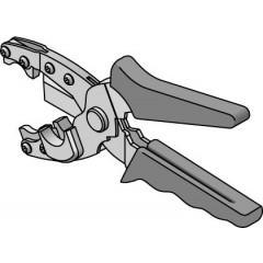 Uponor vervangingsmes voor buizensnijder 14-20mm 1006637