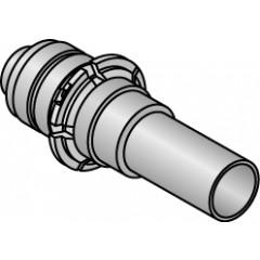 Uponor perskoppeling met koperovergang 32x28mm 1014607