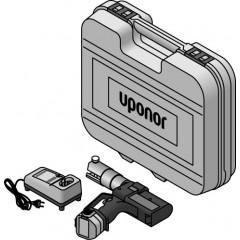 Uponor UP75 accupersmachine z. persbekken in kunststof koffer 1006827