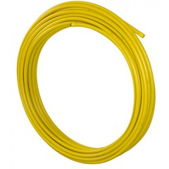 Uponor MLCP gas-plus 20x2.25mm rol=100 meter prijs per meter geel 1023249