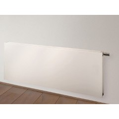 Vasco Flatline paneelradiator vlak type 21 500x1800mm 1982W wit structuur (S600) 108F2150180190