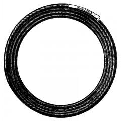 Viega Pexfit fosta-buis voor drinkwater en CV met mantel 20x2.3mm rol=50m, prijs=per meter zwart 435219