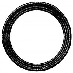 Viega Pexfit PE-mantelbuis voor fosta-buis 20x28mm rol=50m prijs=per meter zwart 110604