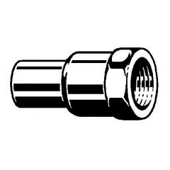 Viega Sanpress overgangskoppeling spie x binnendraad 12x1/2
