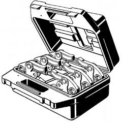 Viega Profipress persbekken 12/35mm 313012
