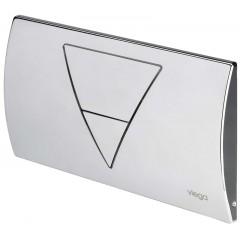 Viega Swift bedieningsplaat closet Visign 1 edelmat metalen plaat