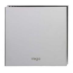 Viega Visign urinoir afmontageset met bedieningsplaat visign for more 100 handbediend chroom 599331