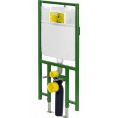 Viega Visign urinoir afmontageset met bedieningsplaat visign for more 100 handbediend rvs 599355