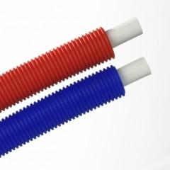 Vsh Multipress k7145 buis met mantelbuis 14x2 rol 75 met blauw 3842014