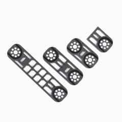 Vsh Multipress k7254 muurplaatbeugel 3804702