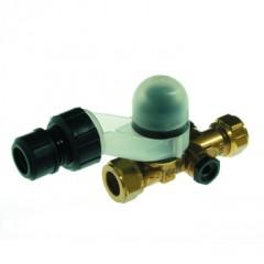 VSH inlaatcombinatie VSH 15mm 8 bar knel 0312136
