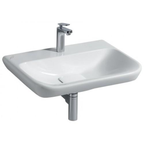 Keramag myday wastafel 65x48 wit 125465000 - Wastafel rechthoekig badkamer ...