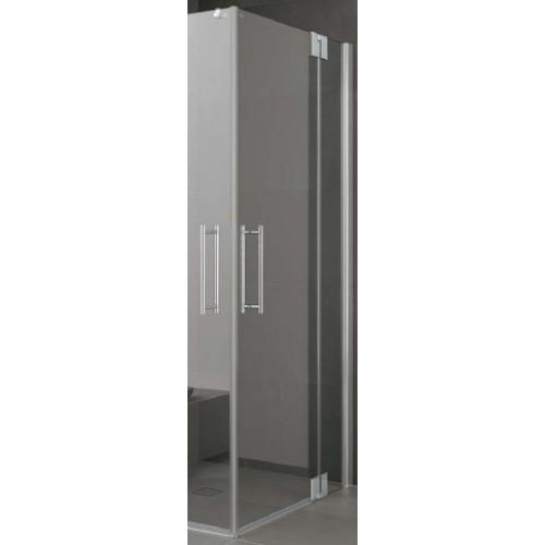 kermi pasa xp pendeldeur met vast segment voor hoekinstap. Black Bedroom Furniture Sets. Home Design Ideas
