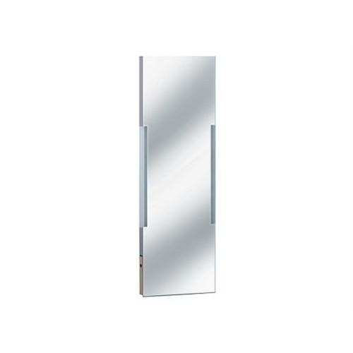 keuco visit spiegel 320x960mm all zilver ge loxeerd 18096002000. Black Bedroom Furniture Sets. Home Design Ideas