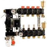 Henco 3 groeps regelunit vloerverwarming UFH-060503-KDP
