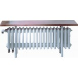Zehnder Charleston designradiator 45,5x100 747watt wit CR 5026-18 SP