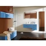 Burgbad Sana dubbele meubelwastafel 160,6x48,5cm zonder kraangat wit PWS1660C1