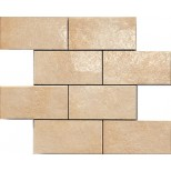 Cerdisa Portland Beige lappato mozaiëk 30x30