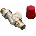 "Danfoss thermostatische radiatorafsluiter axiaal 1/2"" Kvs = 0,90 m3/h RA-N15 013G0153"