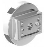 Emco Vara design variant 02 chroom 428000103