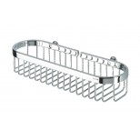 Geesa Basket Exclusive fleshouder chroom 1502