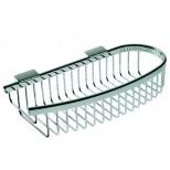 Geesa Basket Wing fles-/sponshouder chroom 2502