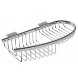 Geesa Basket Wing spons-/zeephouder chroom 2501