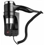 Geesa Hairdryer haardroger 3-standen zwart/chroom 6478