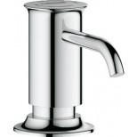 Grohe Autentic zeepdispenser 1-gats voor in keuken chroom 40537000