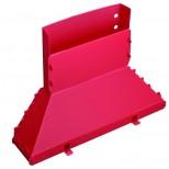 Hansgrohe Secuflex box  voor badrandmontage 28389000