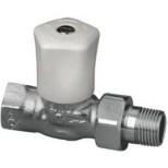 "Heimeier Mikrotherm radiatorafsluiter 1 1/4"" recht Kvs = 8,90 m3/h 012205500"