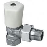 "Heimeier Mikrotherm radiatorafsluiter 1 1/4"" haaks Kvs = 10,10 m3/h 012105500"