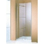 Hüppe 501 Design Pure zwaaideur 100x190cm chroom/helder 510602092321