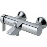Ideal Standard Active badkraan met koppelingen met omstel chroom B8069AA
