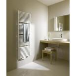 Kermi Duett radiator 1020w 1492x484mm glans zilver DUN2M150045WXXK
