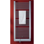 Kermi Credo V radiator 1471x471cm 594W met thermostaat knop C2V10140045 soft wit KXK