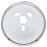 Keuco Astor wanddecoatieschijf bij Lamp Astor chroom 02195010000