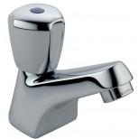 Kludi Standaard Optima toiletkraan met straalregelaar chroom 209150508