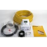 Magnum Comfort elektrische vloerverwarming 2600 W. 153 m met klokthermostaat 102605