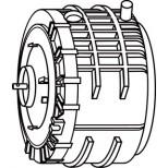 Sfa Sanicompact motor conpleet C30591