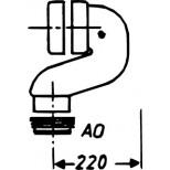 Sphinx closetafvoermanchet S8H782000