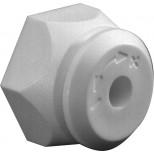 Thermic HZ radiatormuurconsole RAL9016 wit