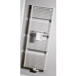 Thermic Largo HRM decorradiator H1726xL500mm 968W RAL9016 wit aansl. 1