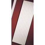 Thermic Verena VP1L1-ZB decorradiator H1800xL505mm 1386W RAL9016 wit a