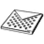 Viega Advantix RS1 Designrooster RVS 492281