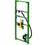 Viega Eco Plus urinoirelement 1130x490mm 81523 met sifonsensortechniek