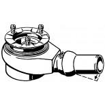 Viega Tempoplex Plus douchebaksifon 48ltr p/minuut zonder afdekplaat
